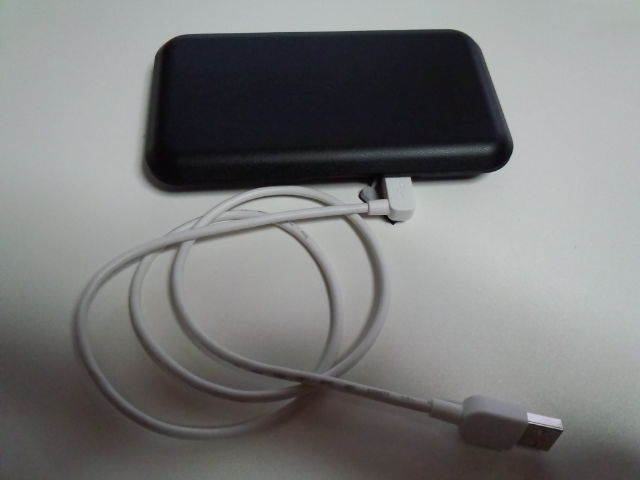 SONY Androidスマートフォン用 マイクロUSBケーブルL型 SPA-UL7