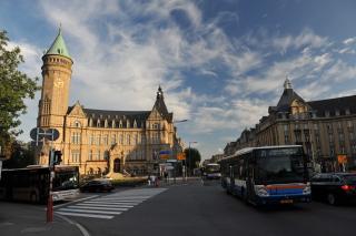 Центр Люксембурга