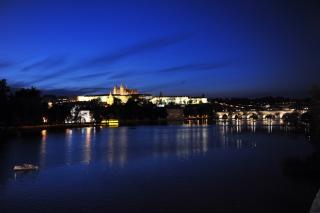 Вид на Прагу 5