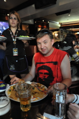 Обед в ХардРоке