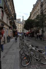 Улочки Парижа